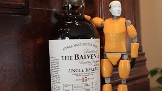 A Dirty Dummy and the Scotch Test Dummies tasting the Balvenie Single Barrel 15 Whisky