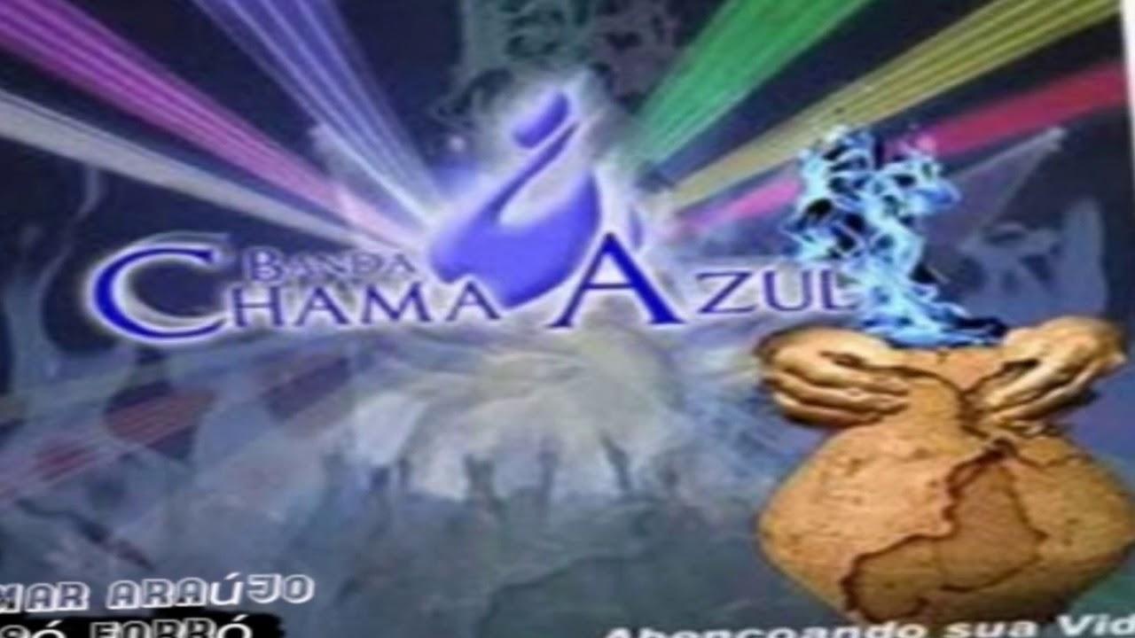 Banda chama azul - forró Gospel