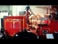 Alfred Herbert vintage fire truck