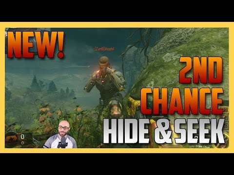 NEW! Second Chance Hide and Seek!! Answer correctly and ESCAPE.