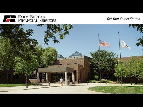 Get Your Career Started | Farm Bureau Financial Services