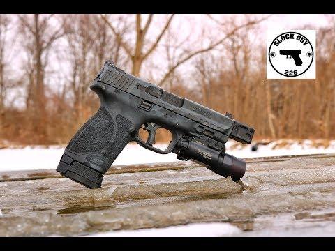 Legion Precision 9mm compensator
