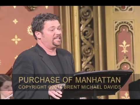 PURCHASE OF MANHATTAN (3 min)
