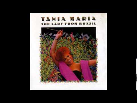 Tania Maria - The Lady From Brazil (Full Album, 1986)