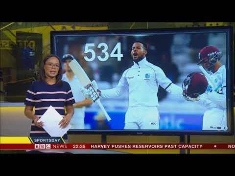 Thumbnail: West Indies Beat England Headingly 2017