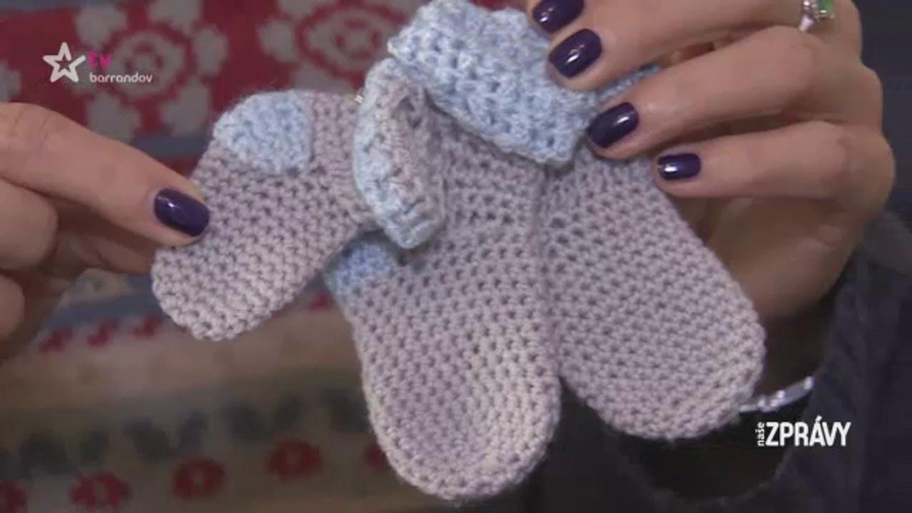 Video Nejvíce ponožtiček pro nedonošené děti na jednom místě