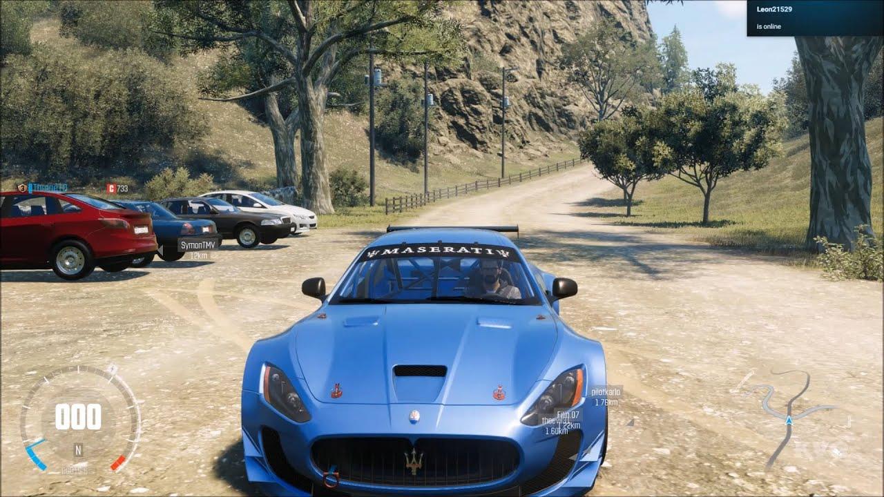 Maserati Gran Turismo S  Circuit Spec  The Crew Wild Run  Test