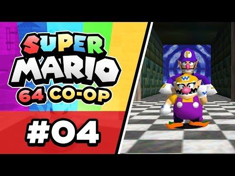 Super Mario 64 Online  EP04  BACKFLIP!