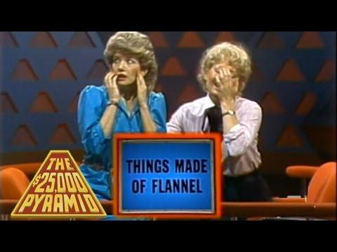 $25,000 Pyramid - FlaaAAaaAAnnel (Apr. 12, 1983)