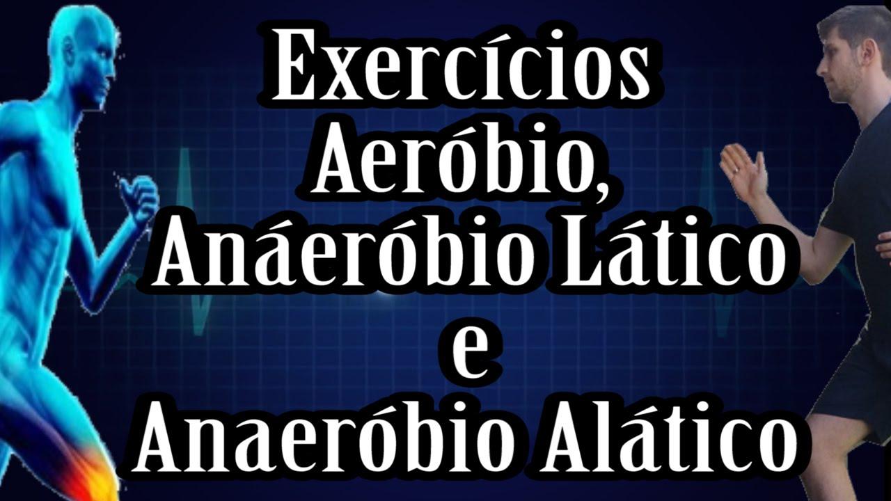o que é resistencia aerobica e anaerobica