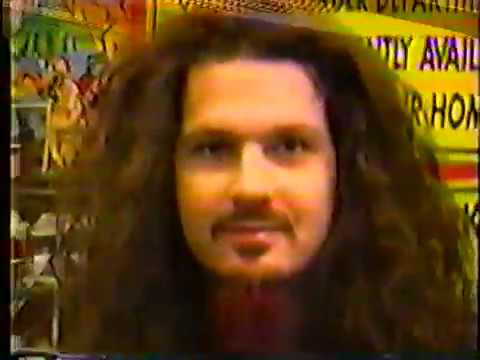 Pantera Philadelphia In Store and Concert 1991