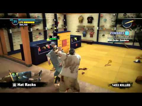 Dead Rising 2 - Mail Order Zombrex Psychopath Guide