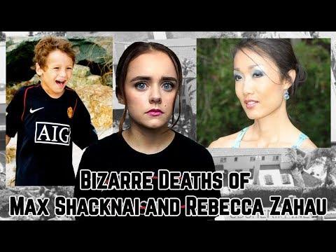 The Strange Deaths of Max Shacknai and Rebecca Zahau // True Crime Mystery