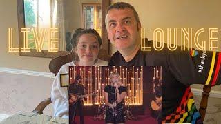 12yr OLD REACTS   Miley Cyrus Midnight Sky   Radio 1 Live Lounge