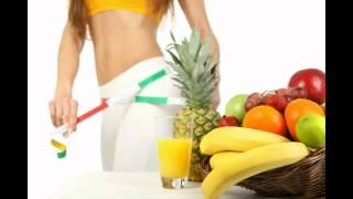 Осенняя фруктово овощная диета для похудения