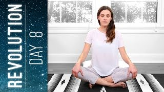 Revolution - Day 8 - Practice Serenity