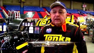 Wayne Sullivan at the National Farm Machinery Show Finals 2016