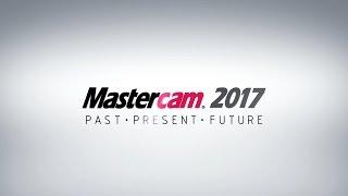 Mastercam 2017 Interface