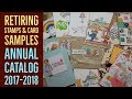 My Favorite Retiring Stamp Sets with Card Samples | Stampin' Up! Annual Catalog 2017-2018