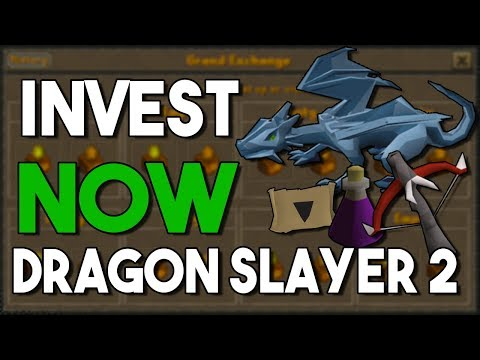Invest Now Before Dragon Slayer 2 Comes Out! Market Analysis for Dragon Slayer 2 [OSRS]