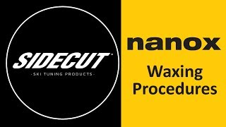 How to use Nanox ski & snowboard wax