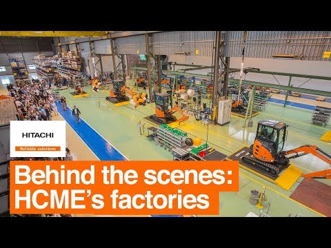 Behind The Scenes At HCME's Factories In The Netherlands