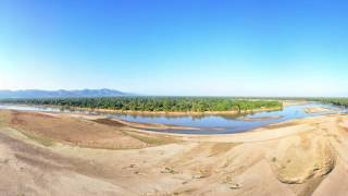 360 VR Video of Chamilandu Bush Camp, Zambia thumbnail