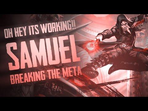 Vainglory - Breaking the Meta EP 51: HEY ITS WORKING!! Samuel |WP| Jungle Gameplay [1.24]