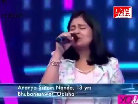 Ananya Nanda Junior Indian Idol