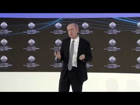 Future Cities & A.I In Partnership With Dubai Municipality- Prof. Stuart Russell-WGS 2018/Highlights