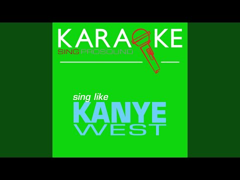 All Falls Down (In the Style of Kanye West) (Karaoke with Background Vocal)