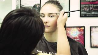 Make up tutorial by Adel Ardashirova. French make up(Tutorial. French make up - База -Atelier Iris -Тон - 2NB Atelier - Кремовый корректор- Anastasia Beverly Hills Chocolate -Консилер -Anastasia Beverly Hills..., 2015-07-17T07:45:19.000Z)