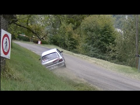 crash rallye du picodon 2015 clio n 46 youtube. Black Bedroom Furniture Sets. Home Design Ideas