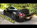 We Wrecked Our Rebuilt Nissan GTR!!!