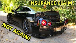 Download We Wrecked Our Rebuilt Nissan GTR!!! Mp3 and Videos