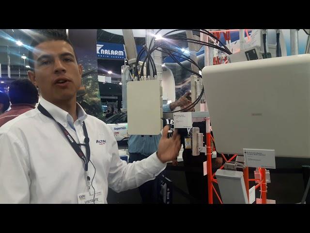 ALTAI Soluciones de Súper Cobertura WiFi para Dispositivos Móviles hasta 1km