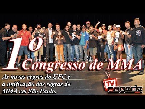 TV Pegada #0059 - 1 Congresso de MMA