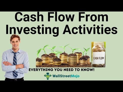 Cash Flow From Investing Activities (Formula & Example)