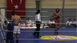 İzmir Kickboks Gecesi - Abdullah Yalçıner vs Sadık Çetin