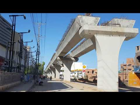 BRT Peshawar Sadar Latest Video | May 2018