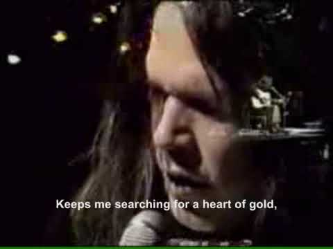 Heart of Gold by Neil Young with lyrics