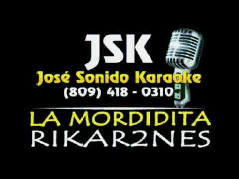 Rikar2nes La Mordidita Karaoke Completo Regalo De JSK