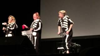#NOFILTERSHOW SF B) Hannah Hart, Mamrie Hart&Grace Helbig! June 13, 2015.