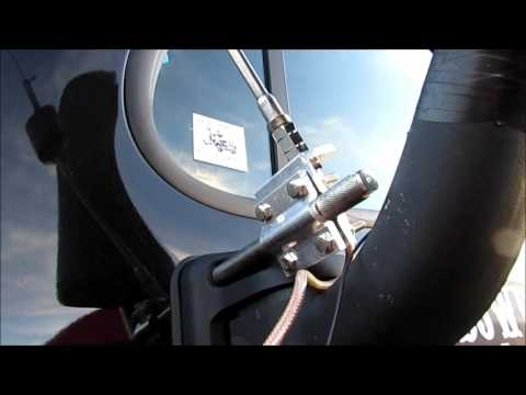 CB Radio Setup for Freightliner Cascadia - YouTube
