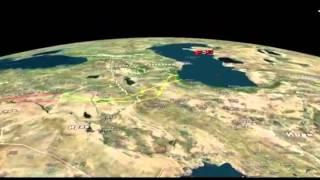 Корабли Каспийской флотилии нанесли ракетные удары по позициям «Исламского государства» в Сирии