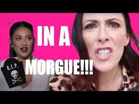 Visiting a MORGUE with Shay Mitchell!??! thumbnail