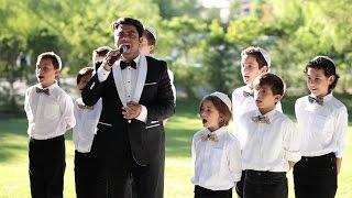 Eli Buzaglo - Yafa KaLevana | Jewish wedding ceremony singer