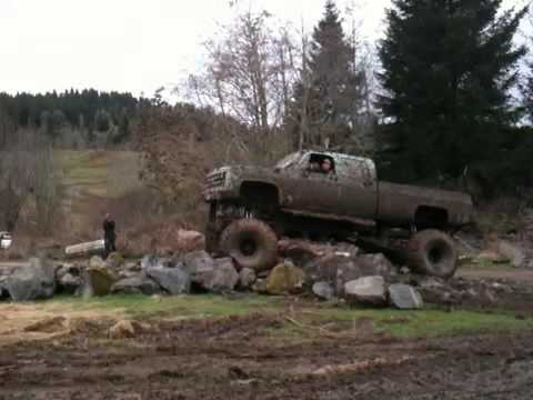 McWilliams Mountain Mud Fest 2011