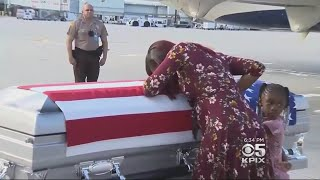 President Trump's Condolence Calls Come Under Scrutiny