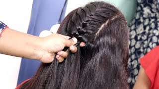 fish braid hairstyle for girls | hair style girl | hairstyles | hairstyle for long hair